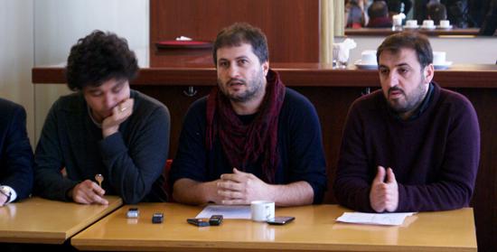 Yeni Sinema Hareketi Basın Toplantısı