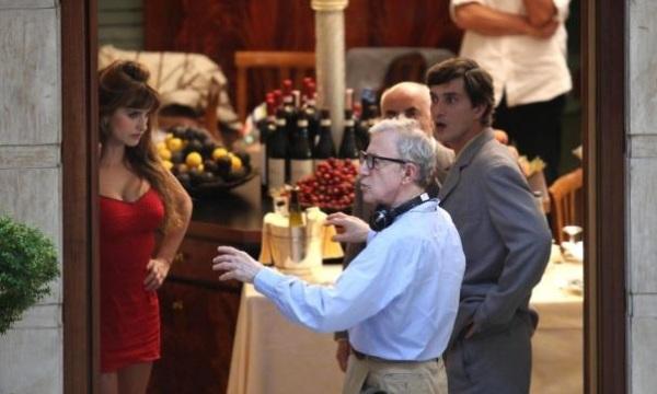 Yeni Filminin Hazırlıklarına Devam Eden Woody Allen, Avrupa'ya Dönüyor