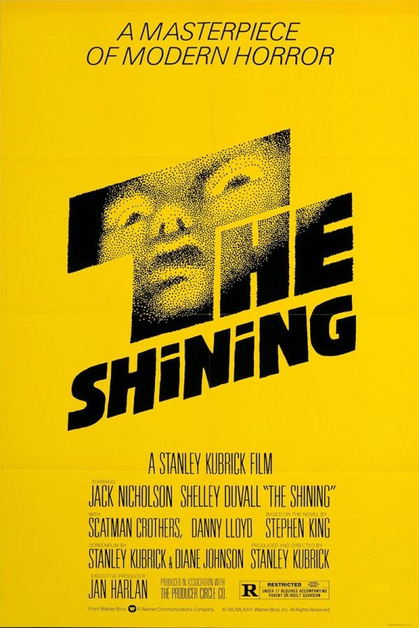 Ve Kubrick'in direktifleri sonucunda ulaşılan klasik poster.