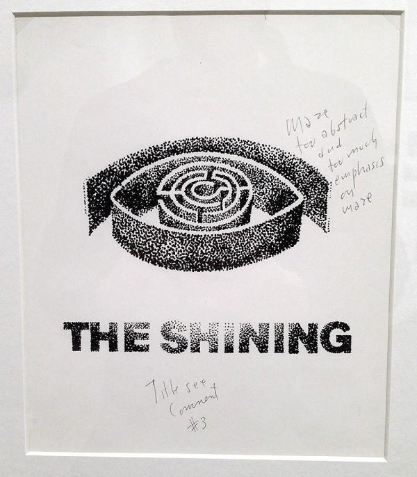 Kubrick: Labirent çok soyut ve labirente çok anlam yüklenmiş.