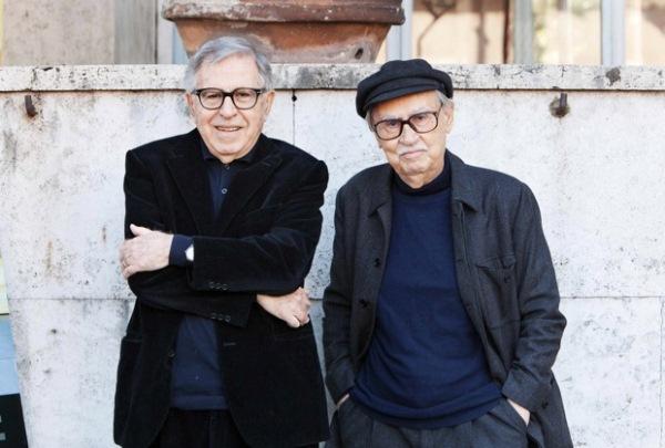 """Roma, 29 Feb 2012: Film """"Cesare deve morire"""" con Paolo Taviani e Vittorio Taviani (registi)"""