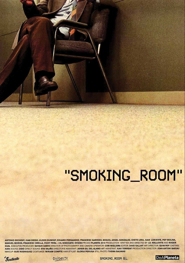 smooking room