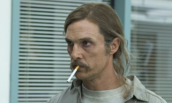 Ruse Cohle  … he's here to help.