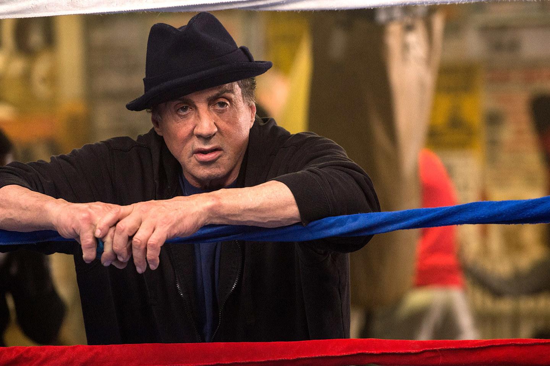 Sylvester Stallone'den Yeni Projeler: Samaritan, Hunter, Ghost, Levon's Trade