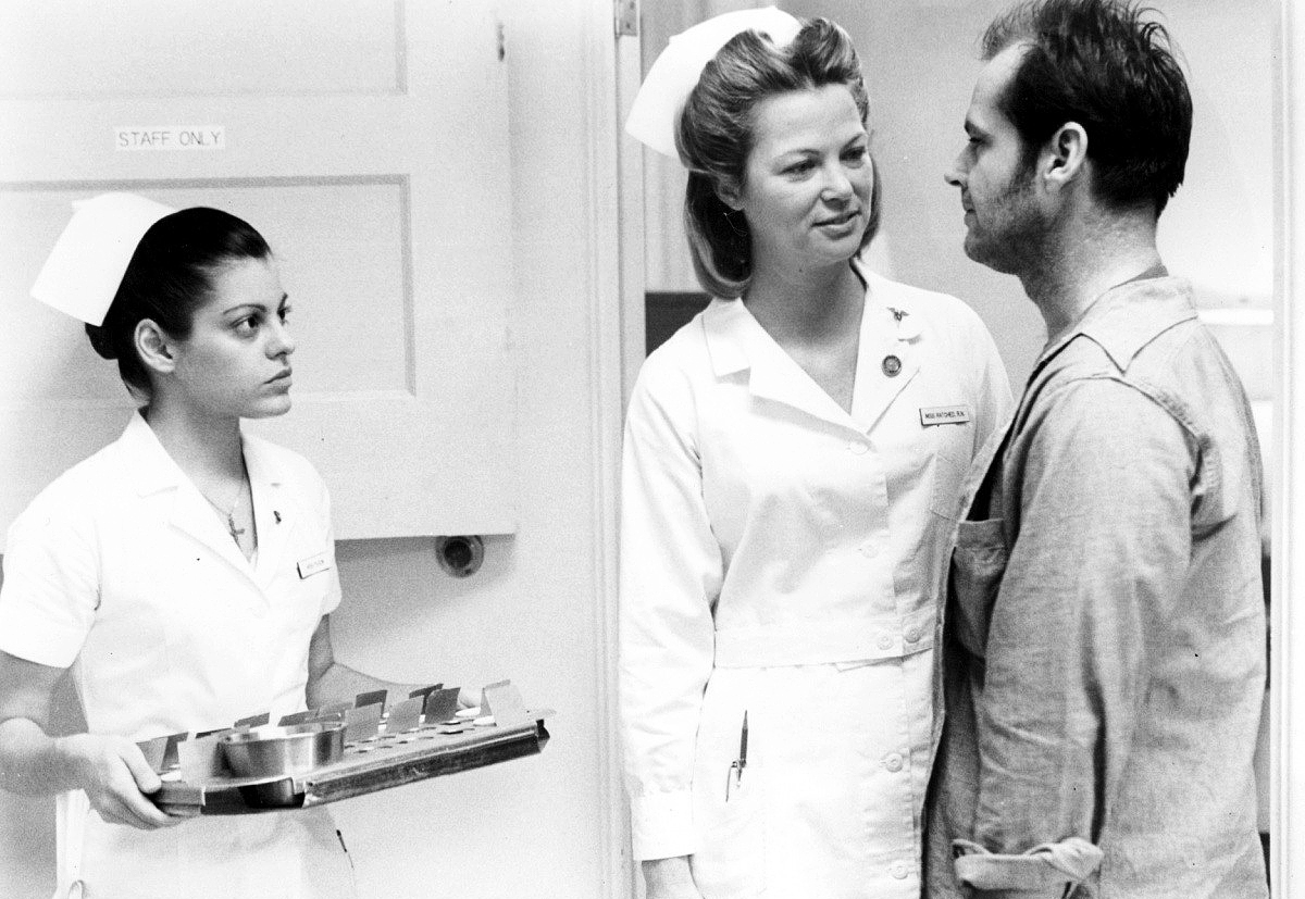 One Flew Over the Cuckoos Nest set