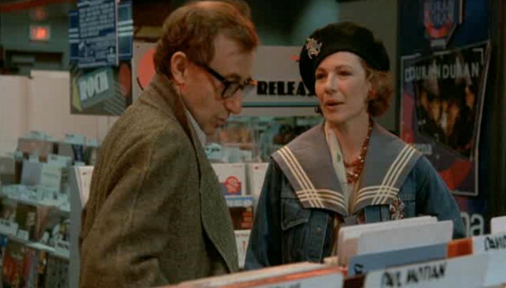 Dianne Wiest Woody Allen