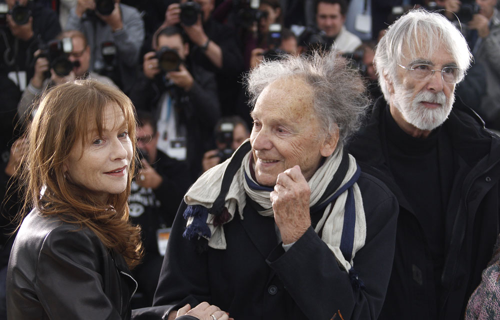 Amour, Cannes Film Festivali