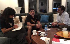 Asif Kapadia, Maradona Belgeseliyle Dönecek