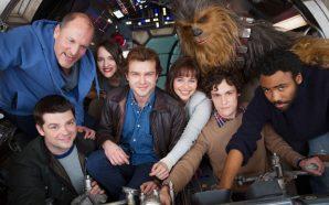 Han Solo'nun Yönetmenleri Kovuldu, Çekimler Durduruldu