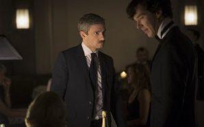 Martin Freeman, Sherlock'ın 5. Sezonu Hakkında Konuştu