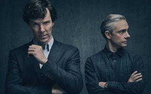 Sherlock/Watson Kavgası: Martin Freeman'ın Yorumları Zavallıca