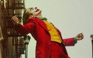 Joker: Uçtu, uçtu*!