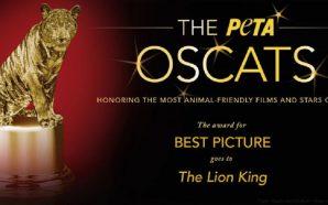 PETA Hayvan Dostu Filmlere Oscats'leri Dağıttı