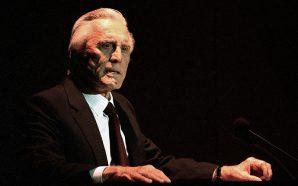 Kirk Douglas'ın Mirası Yardım Kuruluşlarına