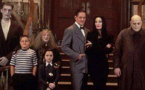 Tim Burton'dan Addams Family Dizisi