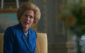 Gillian Anderson: Thatcher Kompleks Bir Karakter
