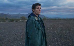 Frances McDormand, Nomadland'le Tarihe Geçebilir