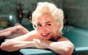Michelle Williams ve Marilyn Monroe Kemeri